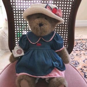 Pamela P Patchbeary Boyds Bear